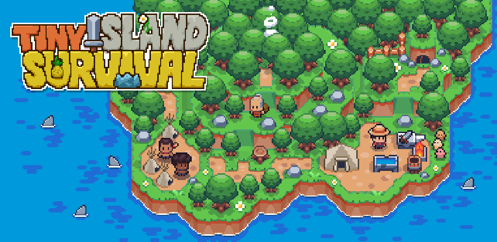 Tiny Island Survival